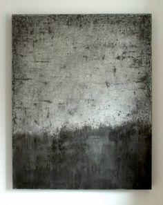 "Saatchi Art Artist Christian Hetzel; Painting, ""monochrom concrete painting"" #art"