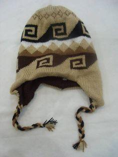 546997d05a879 Gorro tipo peruano de lã Dupla face R  30
