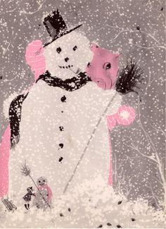 edward leight, artist | ... blog form).: The Unhappy Hippopotamus - illustrated by Edward Leight