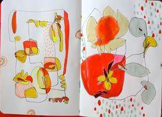 Creative sketchbooking wk1 3 PG