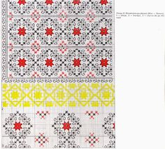 Folk Embroidery Tutorial FolkCostumeEmbroidery: Costume and Embroidery of Neamț County, Moldavia, Romania Folk Embroidery, Embroidery Stitches, Embroidery Patterns, Cross Stitch Patterns, Machine Embroidery, Antique Quilts, Embroidery Techniques, Pattern Books, Cross Stitching