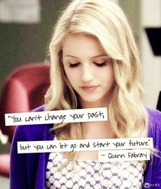 Quinn Fabray is such a complex and deep character i love it