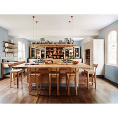 Kitchen ❤ liked on Polyvore featuring home and kitchen & dining