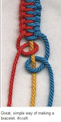 Parachord Bracelet
