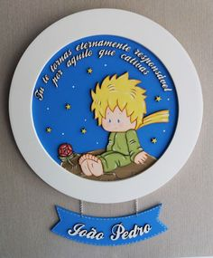 Little Prince Party, Pintura Country, Baby Shower, Decoupage, Birthdays, Ideas, Crafts, Baby Rooms, Scrap