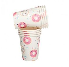 Little Boo-Teek - Partyware Online | Boutique Party Supplies Online | Inviteme Donut Party Cups