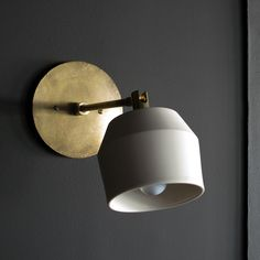 FORCHETTE LONG SCONCE – Materia Designs