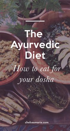 The Ayurvedic diet is about eating foods that balance the doshas. Learn how to eat for your mind-body type to stay healthy physically and mentally. Ayurvedic Healing, Ayurvedic Diet, Ayurvedic Recipes, Ayurvedic Medicine, Health And Wellness, Health Fitness, Holistic Nutrition, Health Diet, Eat Better