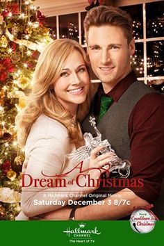 A DREAM OF CHRISTMAS Premieres: Saturday, December 3rd at 8/7c