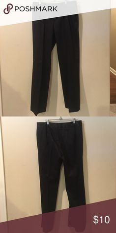f136d27247885 Black size 12 dress slacks These dress slacks are in perfect condition!  Pants Trousers Dress