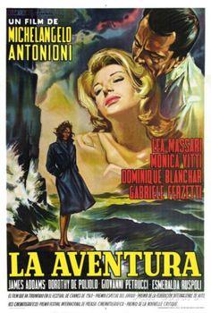L'Avventura - Spanish Style ポスター