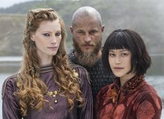 For many fans of History Channel's Vikings, the biggest bug bear they have about the show is the fact that main characters, Ragnar Lothbrok (Travis Fimmel) and Lagertha (Katheryn Winnick) broke . Vikings Ragnar, Vikings Travis Fimmel, Vikings Game, Vikings Season, Vikings Tv Series, Vikings Tv Show, Ragnar Lothbrok, Dianne Doan, Viking Series