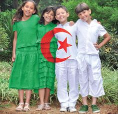 #Smiling from #Algeria
