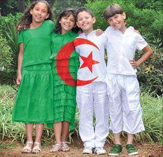 #Smiling from #Algeria
