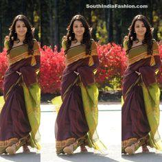 Celebrity Sarees, Designer Sarees, Bridal Sarees, Latest Blouse ...