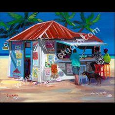 Dis We Place by artist Shari Erickson