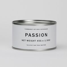 Canned Passion