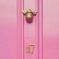 14 Door Knockers for a Fresh New Look | Design*Sponge | Bloglovin'