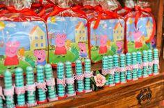 Festa Peppa Pig ~ Senhora Inspiração! Blog