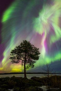 Auroral Burst From march 2015
