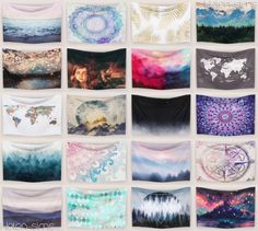 Helen-sims : Wall Tapestry.