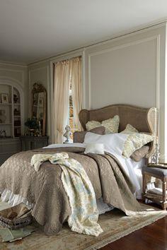 Pont D'arc Quilt - All Seasons Quilt, Subtle Sheen Quilt   Soft Surroundings