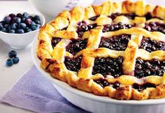 An historic Lughnasa custom is that of making bilberry pie out of the bilberries youve gathered on your hilltop climb. Quebec, Blueberries For Sal, Tesco Real Food, Cream Pie Recipes, Berry Pie, Sweet Pie, International Recipes, Original Recipe, Yummy Treats