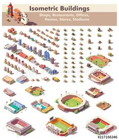 stock photos and royalty-free images, vectors and illustrations Low Poly, Minecraft Survival, Isometric Art, 3d Artwork, Game Assets, Web Design, Flat Design, Graphic Design, Cool Cartoons