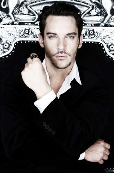 Jonathan Rhys Meyers He's Hot, He's Irish. What else is there to say :)