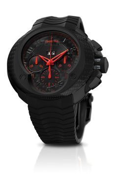 Franc Vila All Black Cobra Chronograph