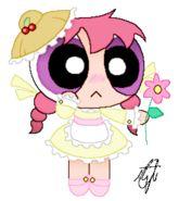 Powerpuff Girls, Minnie Mouse, Disney Characters, Fictional Characters, Fan, Hand Fan, Fantasy Characters, Fans