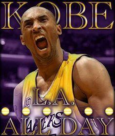 Kobe Kobe Kobe!!!!
