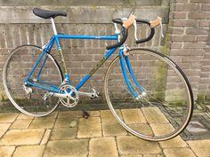 Vintage racebike Koga Miyata Full pro L 1981