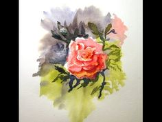 Paint Along with Larry Hamilton - July 23, 2013 - Watercolor Workshop - Lessons - 4-6 YouTube