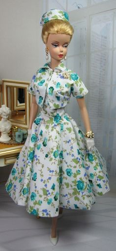 Charmer for Silkstone Barbie on Etsy now