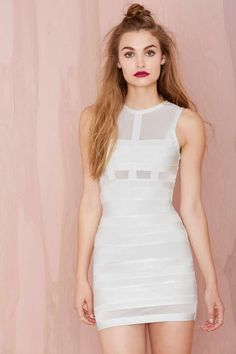 Necessary Evil Dress - Going Out | Body-Con | Dresses |  | 50% Off