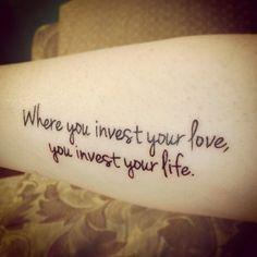 Mumford. Forearm. Tattoo.