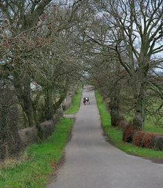 Country road in Gretna Green, Scotland (Photo: Wiki Commons)492 x 569   529.3KB   christianregency.com