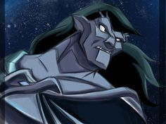 Goliath by murr-miay on DeviantArt A Thousand Years, Best 90s Cartoons, Legendary Creature, Disney Gargoyles, Disney Pixar, Walt Disney, Disney Pictures, Live Action, Cartoon Art
