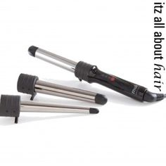 Curl Stick Changeable Barrels x 3  9-19/19-25/25mm by Muk http://www.shopprice.com.au/curling+irons
