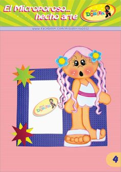 Diy Doll, Princess Peach, Dolls, Fictional Characters, Diy And Crafts, Decorated Notebooks, Creativity, Make Art, Mexican Crafts