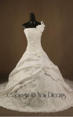 abito da sposa V4041-wedding dress ball Gown style V4041