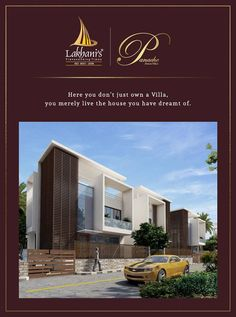 Panache Dream Villas  Here you don't just own a Villa, you merely live the house you have dreamt of.  http://www.lakhanibuilders.in/panache.aspx #Luxury #RealEstate #Villa #Lonavala #PremiumLocation