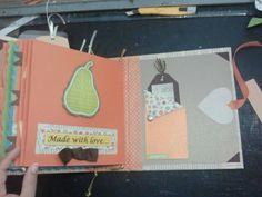 Scrapbook álbum 10