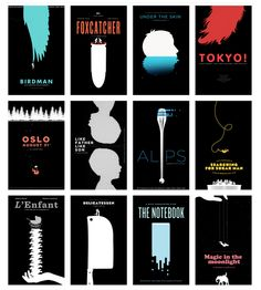 Experimental: The Movie Poster Archive Initiative - Print (image) - Creativity Online