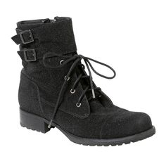 Boots montantes perlées * de One Step, Chaussures : Site Onestep