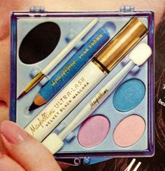 "Maybelline ""All Eyes Kit"", 1972"