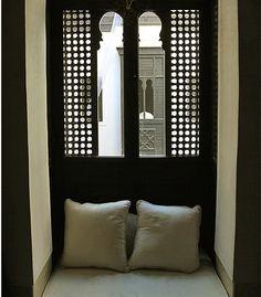 Lovely Moroccan Window Screen