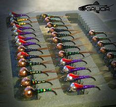 Blog de pesca a mosca en España, y en especial en Galicia. Sobre montaje, cómo iniciarse en la pesca a mosca, videos, salidas de pesca. Fly fishing