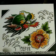 SLC Ink Tattoo, Salt Lake City, Utah. www.slcinktattoo.net #tattoo #slcink #utahtattoo #saltlakecitytattoo #slctattoo #saltlakecity #utah #slcinktattoo #tattoooftheday #inkaddicts #bodyart #tattooartist #tattooistartmag #artnerd #traditionaltattoo #tattooflash #watercolor by @alexvse Dragon Head Tattoo, H Tattoo, Salt Lake City Utah, Slc, Traditional Tattoo, Tattoo Artists, Body Art, Watercolor, Artwork